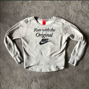 Nike small original crewneck sweatshirt - EUC